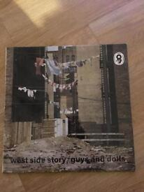 Vinyl : West Side Story/Guys and Dolls