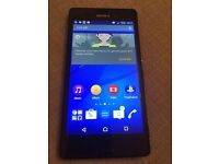 Sony m4 aqua 4 gb excellent condition with charger