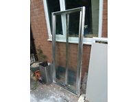 Coram Rectangular Shower Tray & Bi -Folding Doors