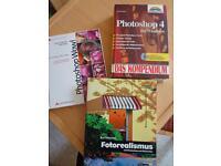 Fachbücher für Photoshop & Co. Sachsen - Leippe-Torno Vorschau