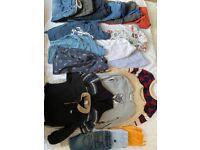 Clothes age 12-24m (boy)