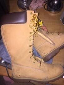 timberland boots £60