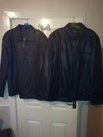 Bosideng real leater jackets