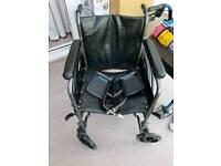 Nearly new wheelchair