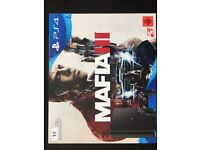 PLAYSTATION 4 1TB MAFIA 3 Console Limited Edition Warranty Unavailable anywhere else!