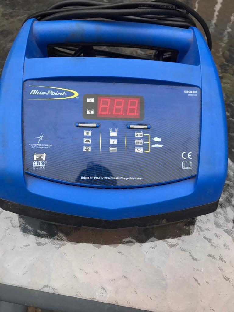 Blue Point Battery Charger