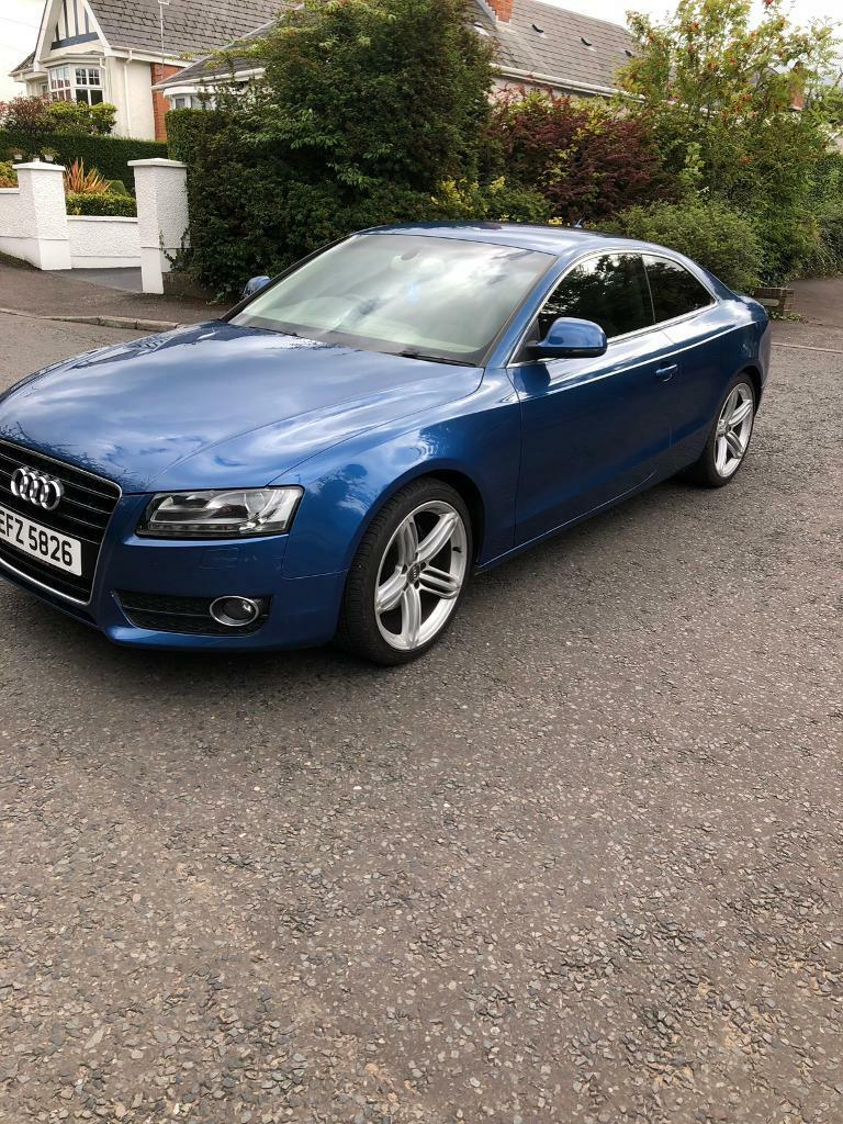 Audi A5 30 Tdi Sport Quattro A4 Coupe Bmw Vw A6 Van In