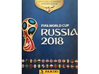 Russia World Cup 2018 Panini Stickers - Swaps & Needed