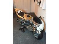 Mini Moto Motorbike UNUSED 49cc * Christmas *