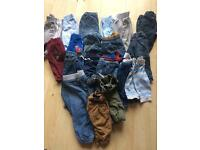 Boys clothes 3-6 and 6-9