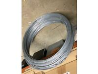 3.5mm galvanised fencing wire roll