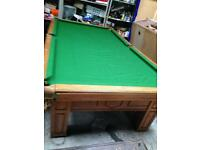 Pool table American 9x5