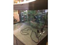 Stylish 240L Fish Tank and Stand