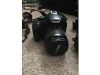 Canon eos 1100D Camera