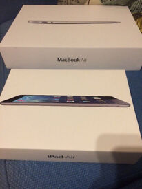 Apple Ipad Air BOX ONLY