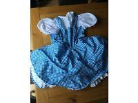 Dorothy Fancy dress costume
