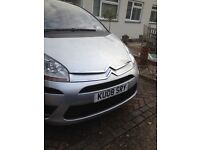 CITROEN C4 PICASSO 2.0 HDI TURBO DIESEL AUTO EXCLUSIVE MPV