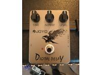 JOYO JF-08 Digital Delay Guitar Pedal