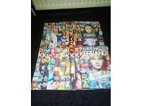 Kerrang Magazine Bundle x20