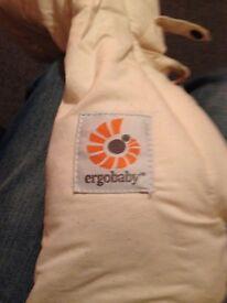 Brand new ergo baby carrier infant support