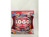 mini logo board game bran new