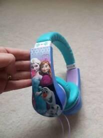 Childrens Frozen Headphones