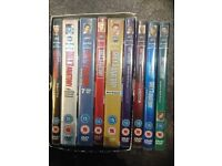 Grey's Anatomy complete seasons 1-9