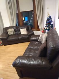 2x 2 seater sofas from Harvey's for sale.