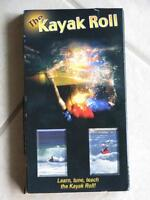 "Casssette VHS ""The Kayak Roll"""