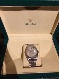 Rolex Datejust 16014 Great Condition With Box