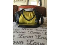 Mamas & Papas Changing Bag (Real Leather)