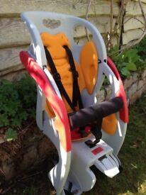 Copilot Child's bicycle seat