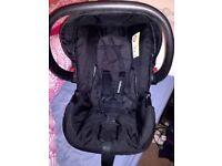 Mothercare pram plus accessories