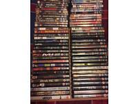 DVD joblot