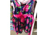 Girls dresses age 4-6 years