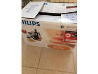 Philips Viva collection food processor like new