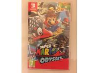 Super Mario Odyssey - Nintendo Switch - Like New