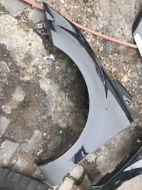 Ford Focus front wing