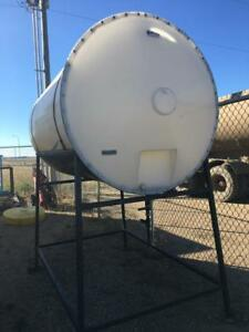 Methanol Tank - Great Condition - Priced to Sell
