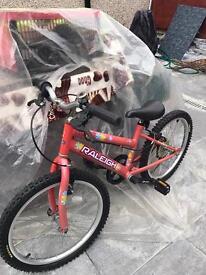 Kids girl bike for sale