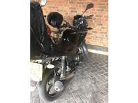 Honda cbf 125cc 12 months mot