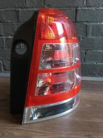Zafira B rear light