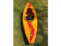 Dagger Axiom 6.9 Child's Kayak - Used Once - As New Condition for sale  Chandlers Ford, Hampshire