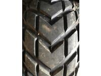 Wheels & tyres QUAD 4 stud