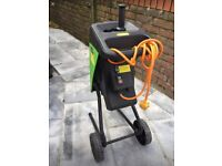 Challenge 2500W Impact Shredder. Llanelli area only used a few times. £35