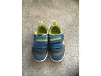 Clarks first trainers 4.5F