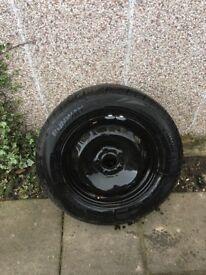 Wheel for vivaro-traffic new tyre!!!!!45pounds