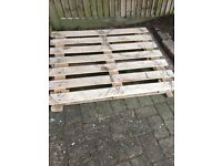 Wooden Pallet free (collection only)