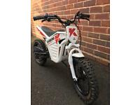 Kuberg Cross MX Trials bike similar oset pw50