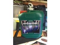 Canna Rhizotonic 5L sealed ,hydroponics, grow equipment
